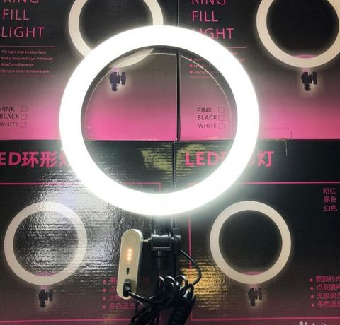 Кольцевая LED лампа 26 см ( селфи лампа )