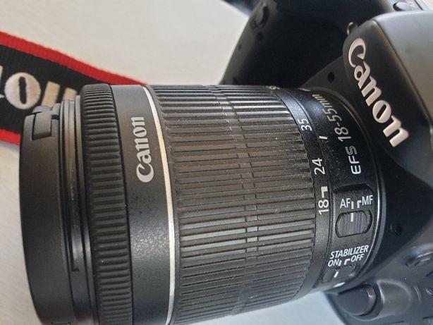 Vand Obiectiv Canon EF-S 18-55mm f/3.5-5.6 IS STM Cannon 70d 80d