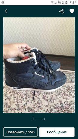 Продаются зимние кроссовки Reebok оригинал
