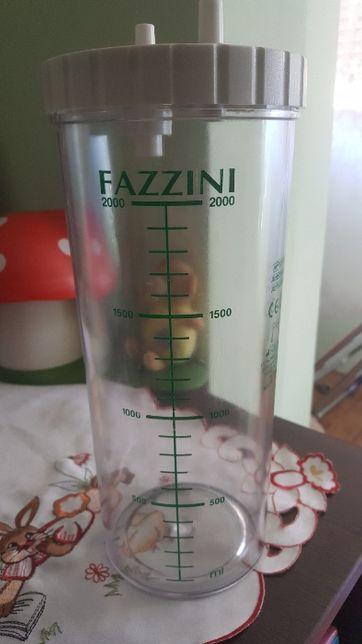 Recipient aspirator medical Fazzini