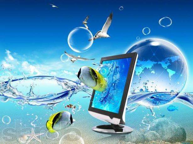 Компьютерная помощь в Актау.