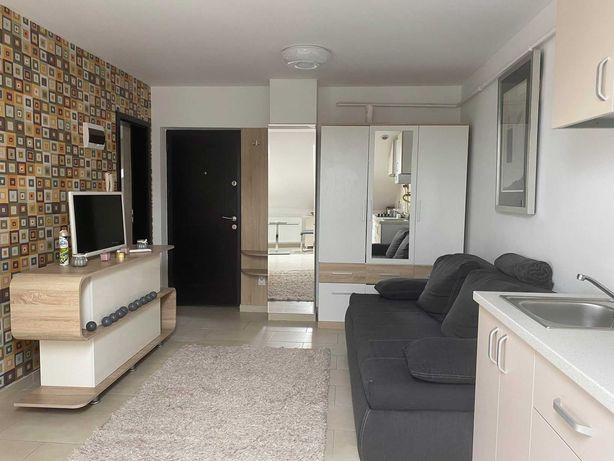 Cazare Iasi Apartament 2 Camere Central Regim Hotelier Mansarda Terasa
