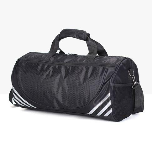 -70% Adidas спортен фитнес сак 2 В 1 сак с отделение за обувки