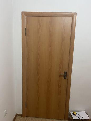 Межкомнатная дверь 80 см