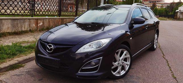 Mazda 6, Euro5, NAVI, BOSE, BiXenon adaptiv, Keyless Go/Entry, Piele !