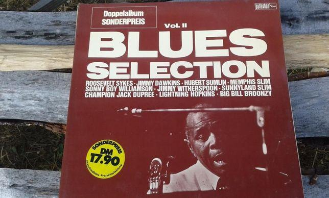 Blues Selection 2 + alte Titluri ! - discuri vinil