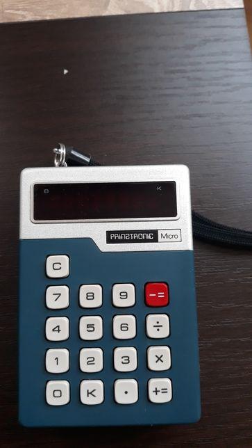Calculator de colectie