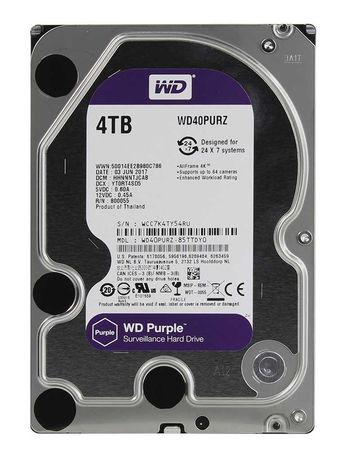 Жесткий диск Western Digital 4000Gb Purple