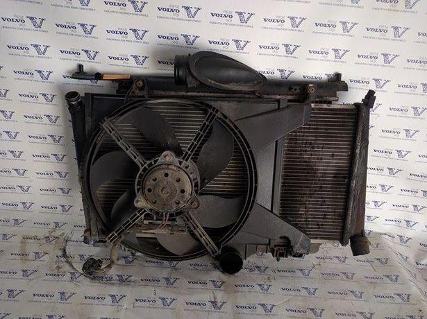 Ansamblu radiatoare + ventilator 1.9D 85kw 2001-2004 75kw 85kw