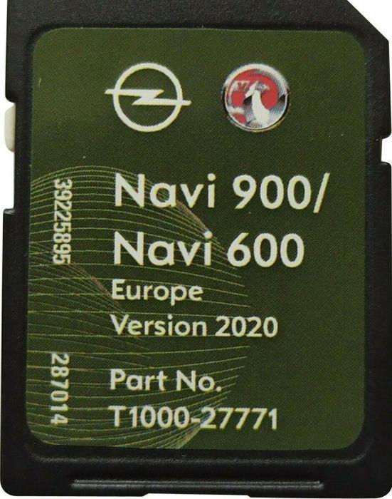 Opel NAVI 600 NAVI 900 Sd Card 2020 dvd 90 navi cd 70 navi dvd 800 nav