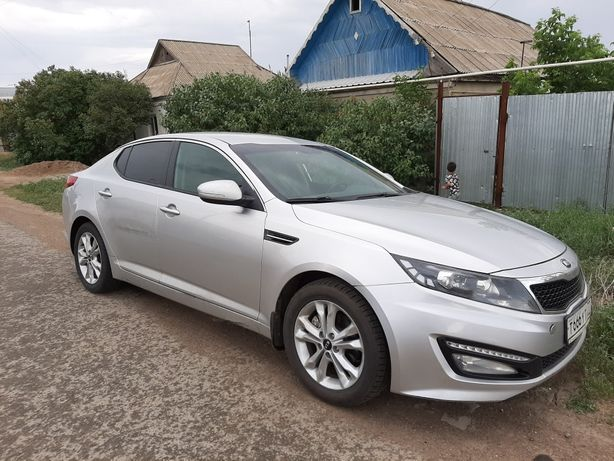 Продам Kia optima 2013