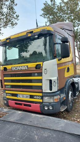 Scania 124 l  2001