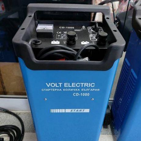 Стартерно И Зарядно Устройство - Volt Electric CD-1000A