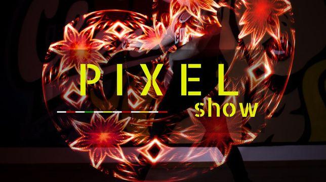 Пиксельное шоу ATON. PIXEL SHOW
