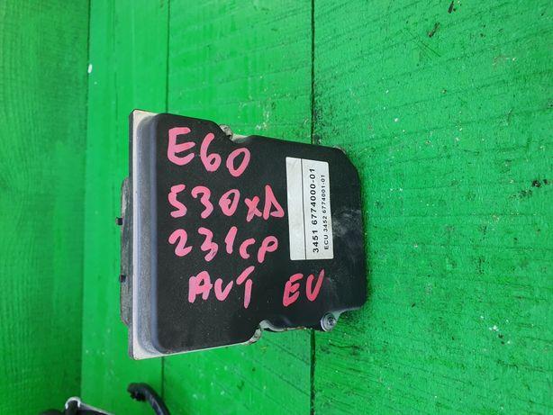 Pompa abs dsc bmw e60 e61 530d 231 cp xd xdrive cod 3451 6774000