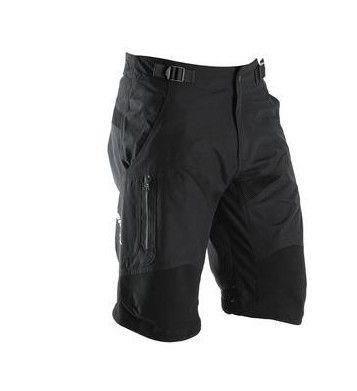 Pantaloni ciclism Kenny Enduro negru