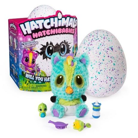Hatchimals  яйце