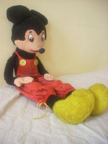 Мики Маус - Голяма ретро играчка от нашето детство!!!