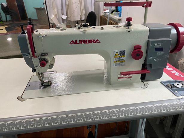 Швейная машина aurora 0302d