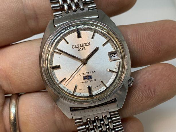 Ceas Citizen Cosmotron X8 vintage de colectie