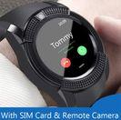 Смарт часовник V8 Bluetooth SIM карта Камера Водоустойчив GPS SMART