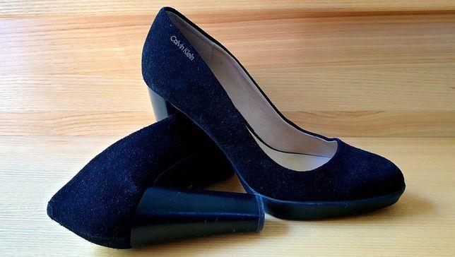 Pantofi cu platformă Calvin Klein