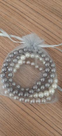Brătari perle 3 culori