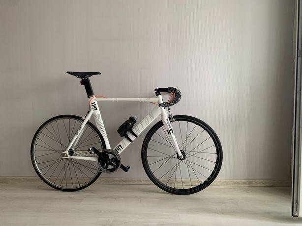 Кастомный велосипед Aventon Mataro, singlespeed, fixed gear