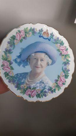 Farfurie aniversara regina Angliei