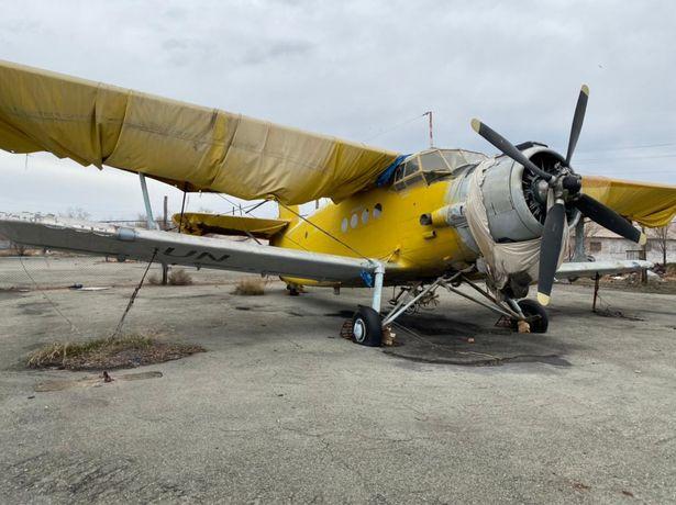 Самолет ан 2 химоброботка продам