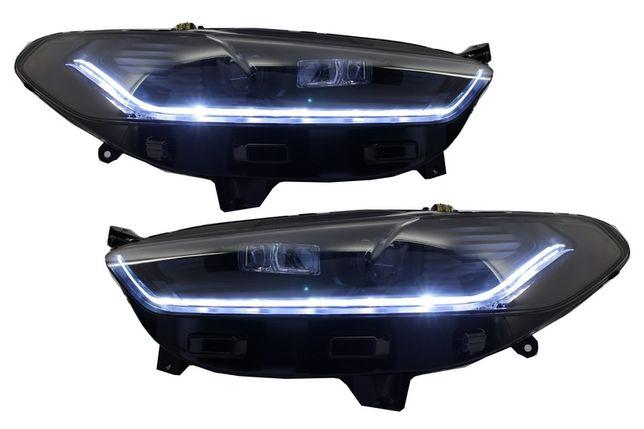 Faruri LED Ford Mondeo MK5 (2013-2016) Semnalizare Secventiala