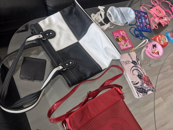 Портмоненца и чанти