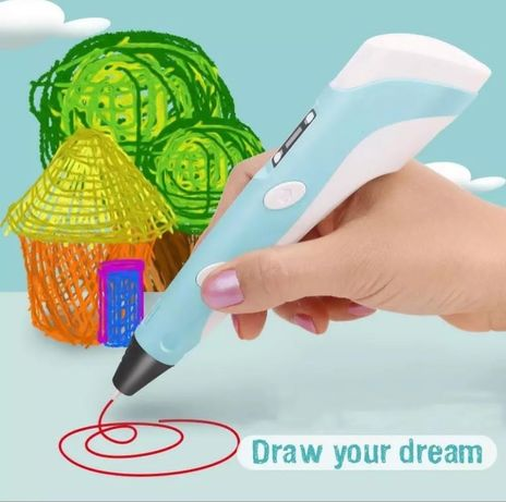 Моденизированная 3D-Ручка