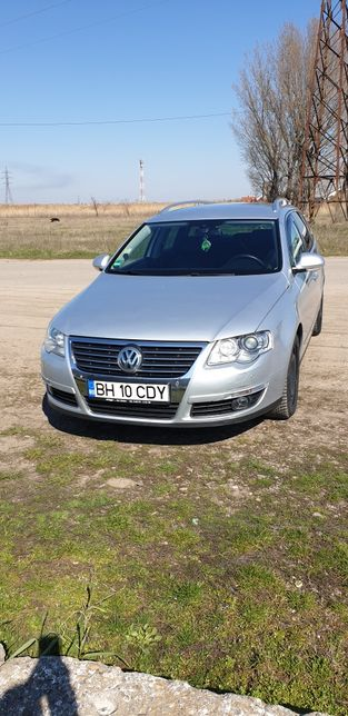 Passat b6 an fabricatie 2007