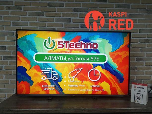 ТВ Smart 119см LG 47LB673V Рассрочка KASPI RED!Гарантия год!