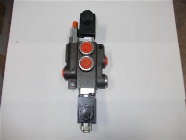 distribuitor hidraulic electric 12-24VDC distribuitoare electrice 50 l