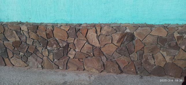Горный камень натуральный