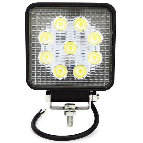 Халоген диоден 27W LED Работна Лампа Светлина на 12V и 24V 1бр