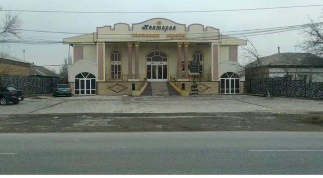 Продается кафе тойхана магазин все в одном здании