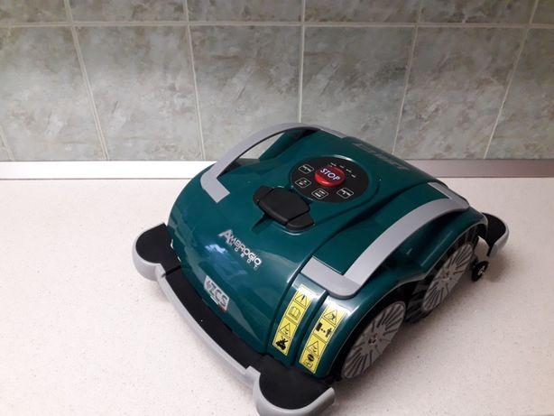 Robot taiat gazon fara cablu perimetral Ambrogio L60 ELITE pt.400 m2
