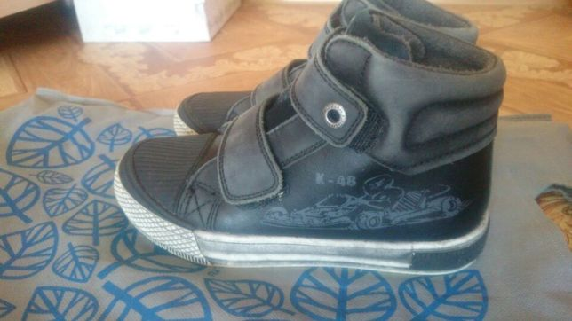 Ботинки осенние Kapika 31 размер