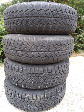 Зимни гуми с джанти 175/70/ R13, 4 x 100