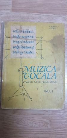 Carte Muzica vocala