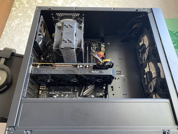 Ryzen 7 2700X , RTX 2070 Super