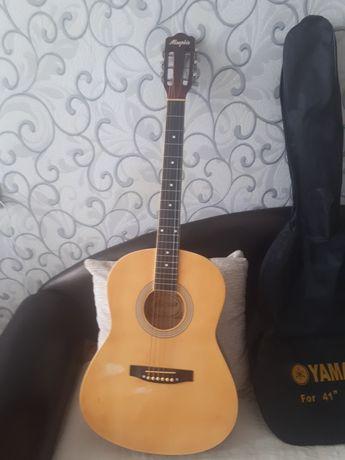 Гитара струнная новая