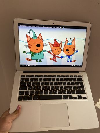 Macbook air 2014 на 256 гиг
