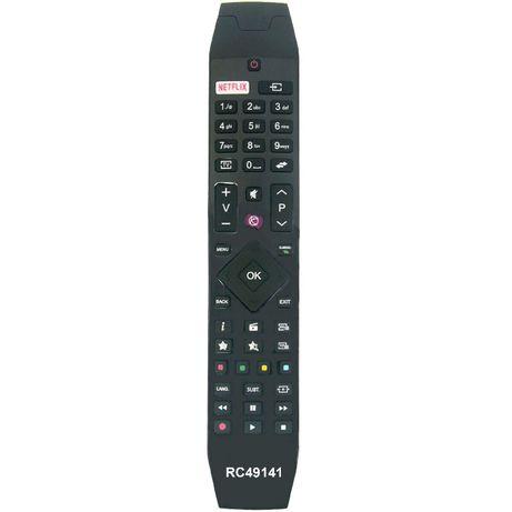 Telecomanda HITACHI RC49141 32HB1W66I 40HB1W66I 43HB6T62H 48HB6W62 49H