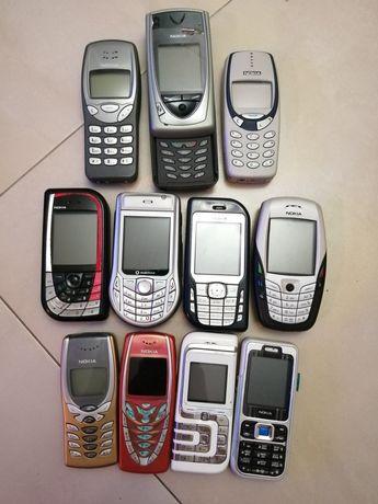 Nokia 3210,3310,7650,7610,6630,6670,6600,7210,8250,7260,7360