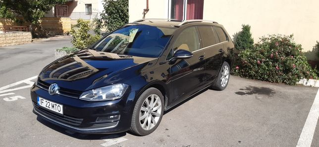 Volkswagen Golf 7 variant