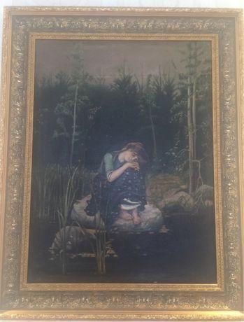 Продам картину «Аленушка»